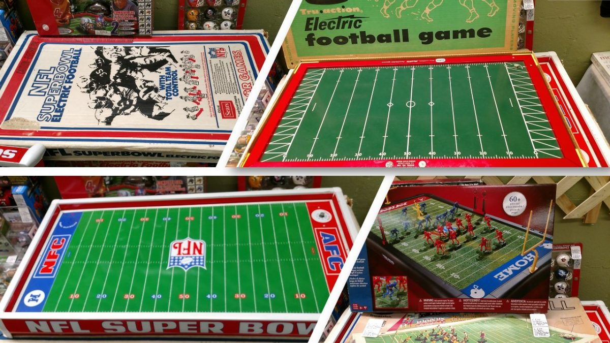 The National Electric Football Game Museum