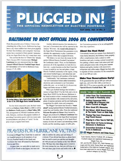 PI Fall 2005