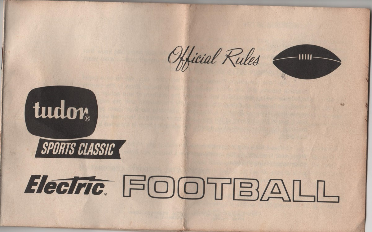 1962 Tudor Sports Classic White Page Cover